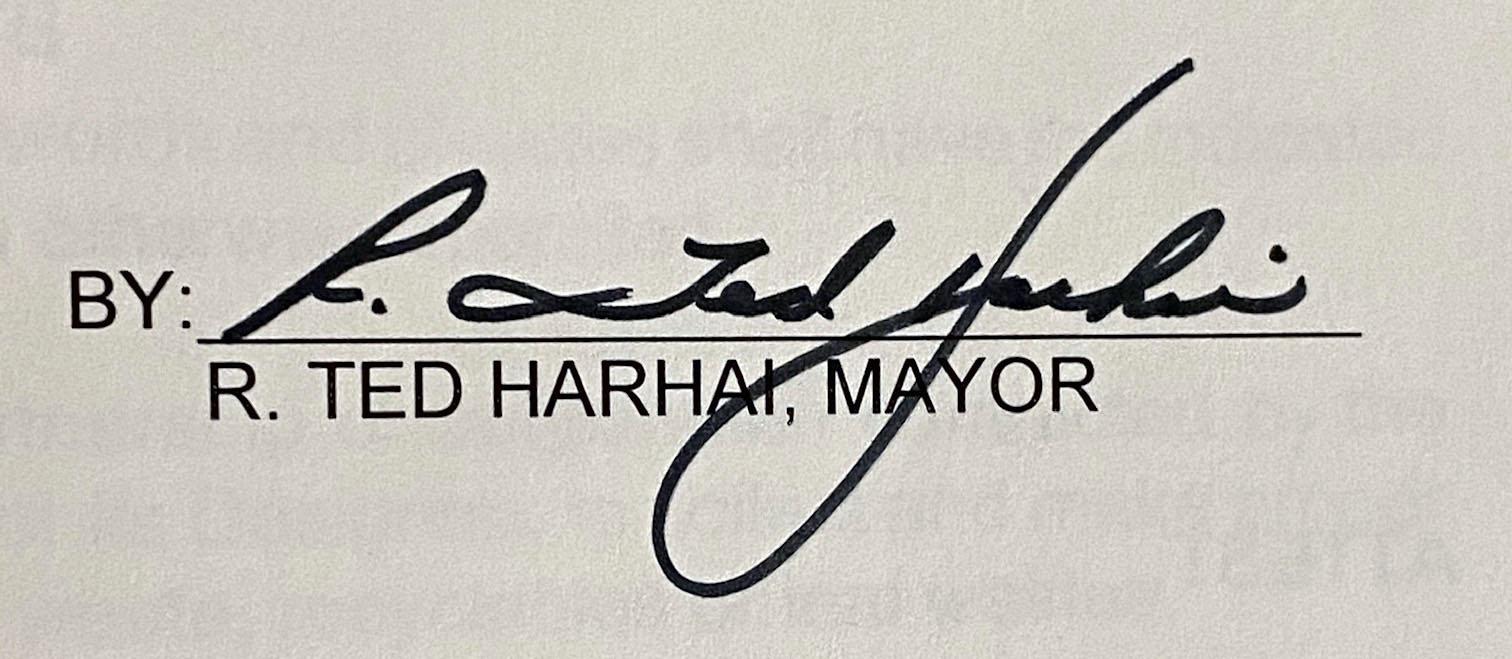 Mayor Harhai, 1998-2001